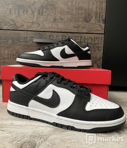 Nike Dunk Low Retro Black/White (Pandy)