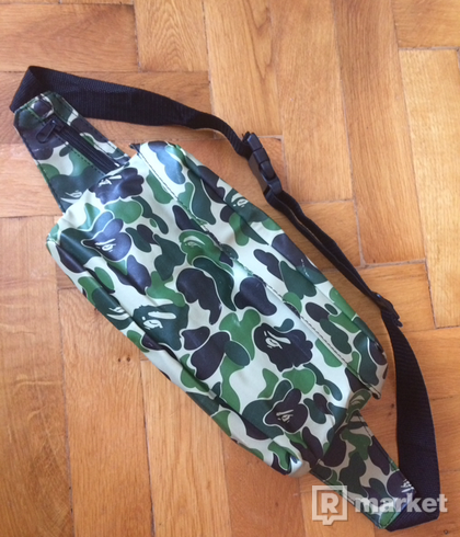 Bape Magazine Waist Bag