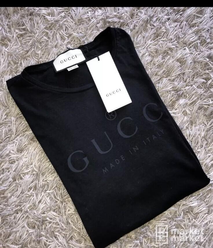 Gucci Navy TEE XL