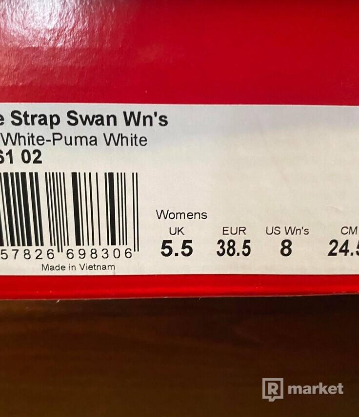Puma Fierce Swan W