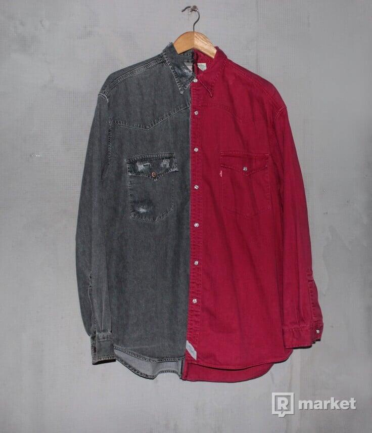 Custom Levis jacket
