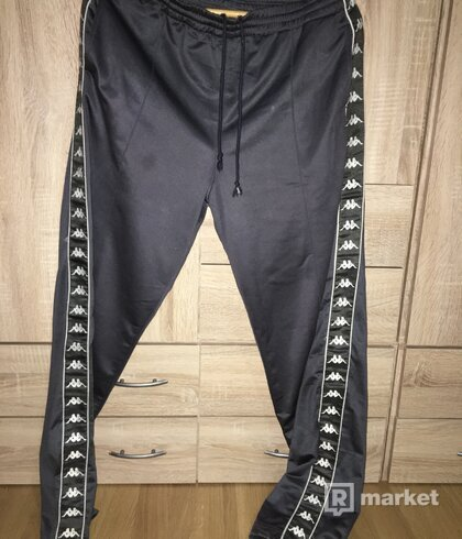 Retro kappa pants