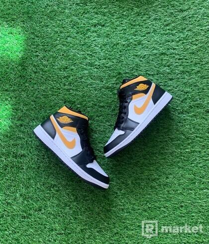 Nike air Jordan 1 Mid pollen