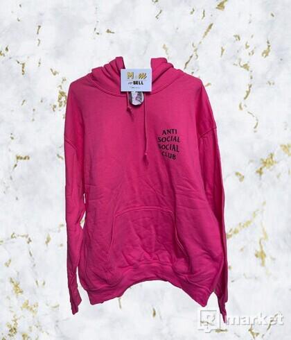 ASSC Hot Pink Hoodie