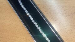 Shiny bracelet