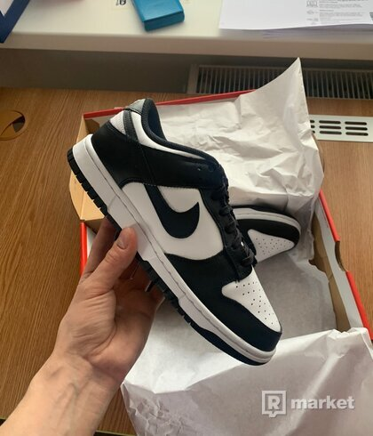 Nike Dunk Low Panda Black / White