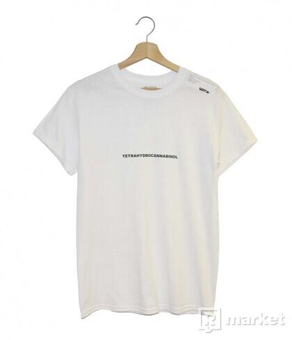 TRAPLIFE x Kandy Clothing THC Tee (White)