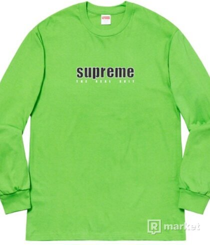 Supreme Longsleeve