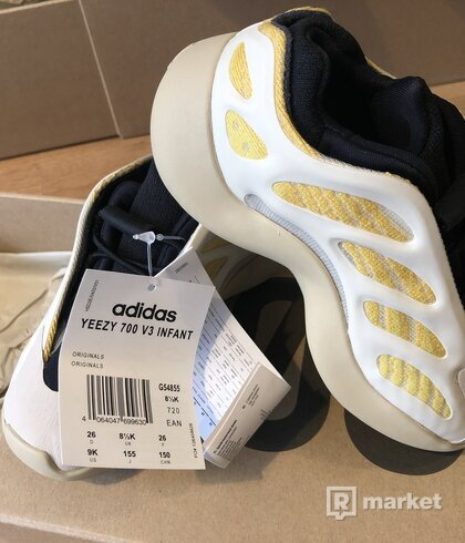 Adidas Yeezy Safflower Infant