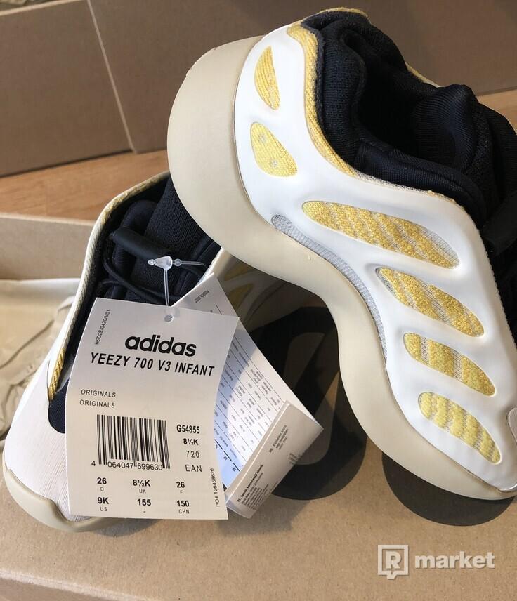 Adidas Yeezy Safflower Infant