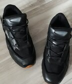ADIDAS X RAF SIMONS OZWEEGO BLACK - nové