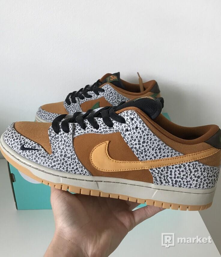Nike SB Dunk Low Safari