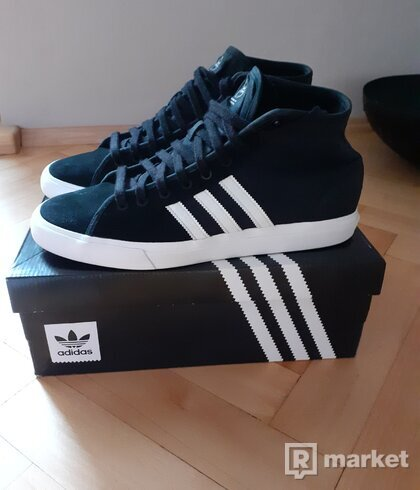 Adidas | MATCHCOURT High RX | Black