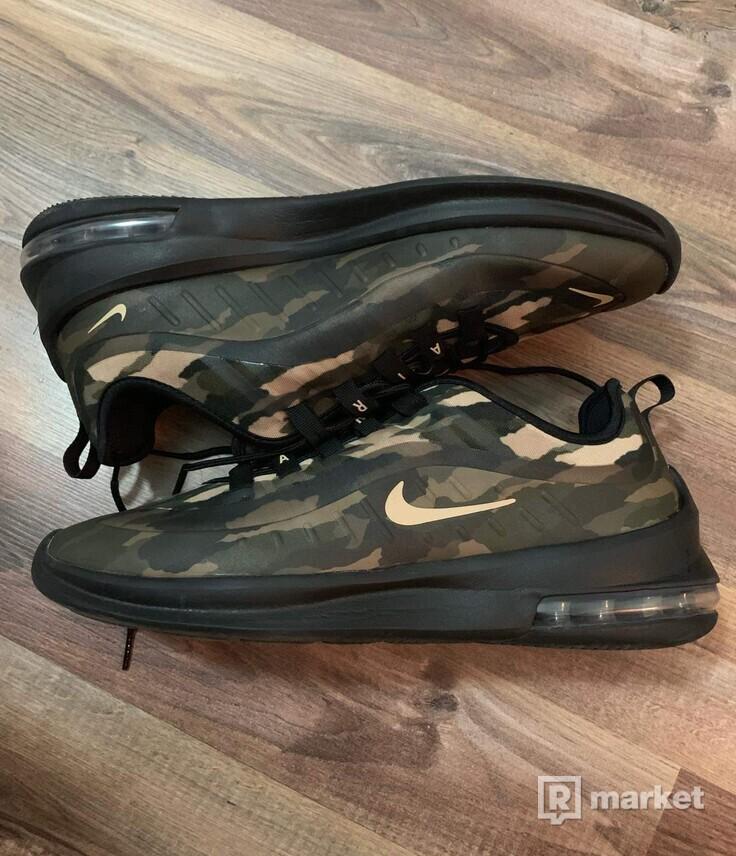 Nike air Max Axis premium camo