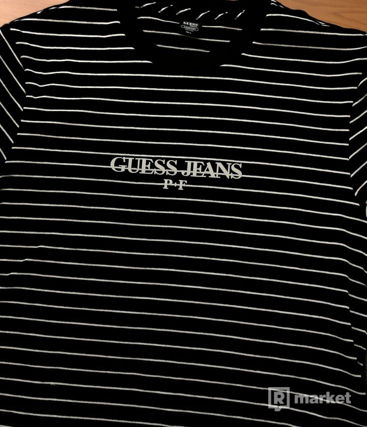 Guess x Places+Faces Tee - Black