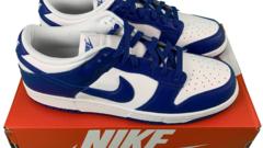 Nike Dunk Low SP Kentucky