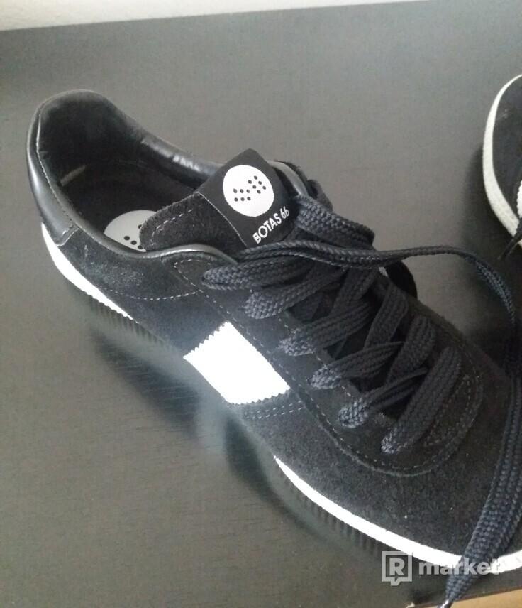 Predám 2x obuté botasky českej značky BOTAS 27U OLLIE