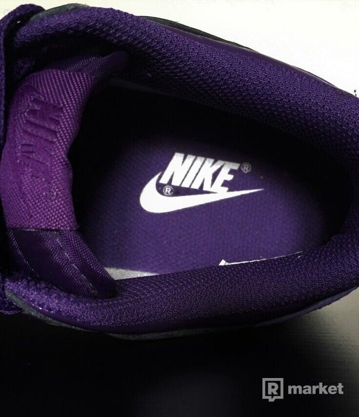 Nike Dunk Low Women Purple White Rainbow Sole tenisky