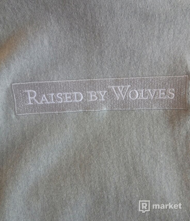 Raised by wolves hoodie