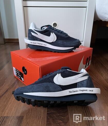 "Nike Sacai Fragment - ""Blue Void"""