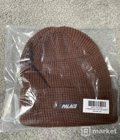 Palace Mellow One Beanie Brown