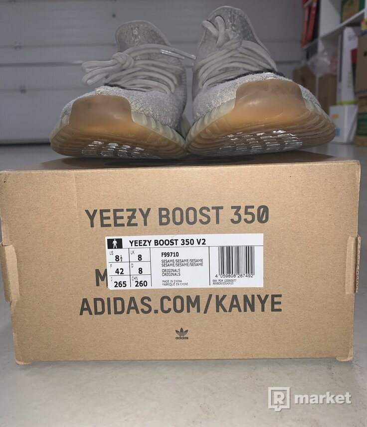 Yeezy Boost 350 V2 SESAME
