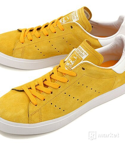 Adidas Stan Smith Vulc  Yellow