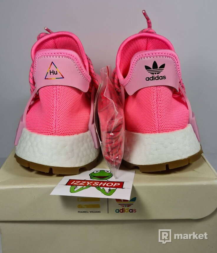 HUMAN RACE NOW IS HER TIME LIGHT PINK