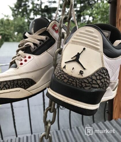"Jordan 3 Retro ""infrared 23"""
