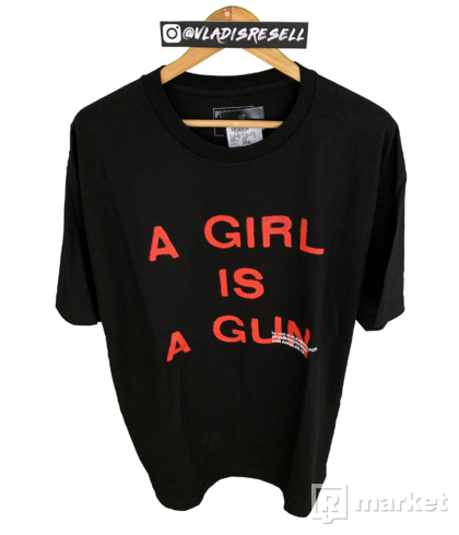 Pleasures A Girl Is A Gun Black