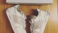 """Nike AirForce1 """"React"""""""