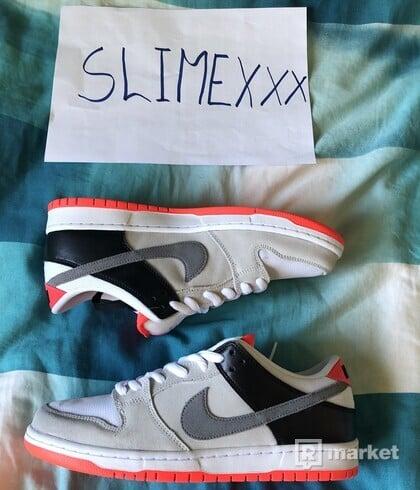 Nike SB Dunk Low Pro Infrared
