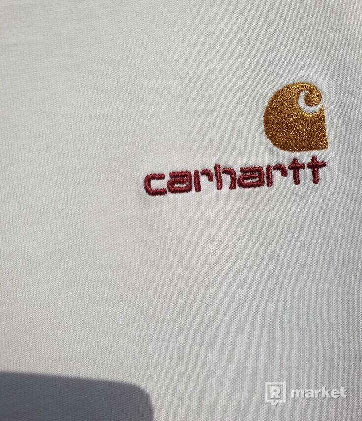 Carhartt white tee