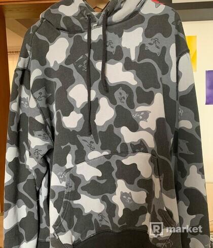 Rip N Dip camo hoodie