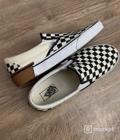Vans Slip On Gum Block, 44