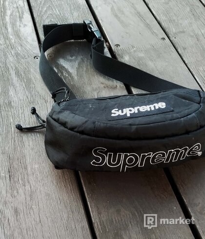 Supreme waistbag fw18
