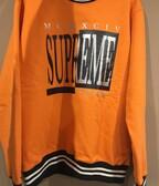 Supreme Team Crewneck Size: M