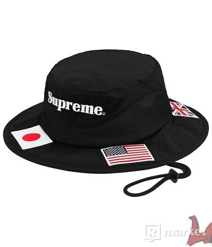 Supreme Flags Boonie/klobúčik