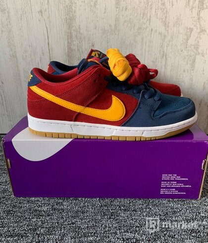Nike SB Dunk Low Barcelona (US 10)