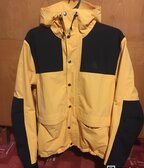 The Norht Face 1985 Limited Mountain Jacket, yellow