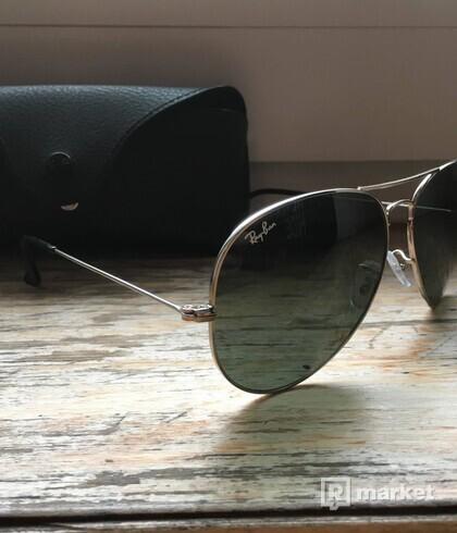Slnecne okuliare Ray Ban Aviator