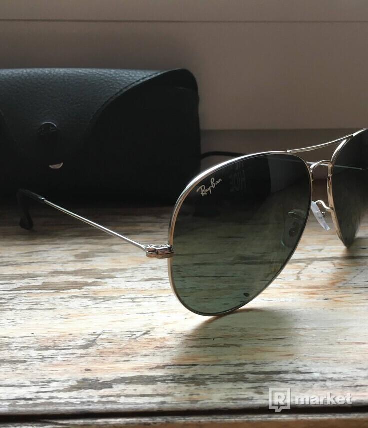 f561b72e3 Slnecne okuliare Ray Ban Aviator | REFRESHER Market