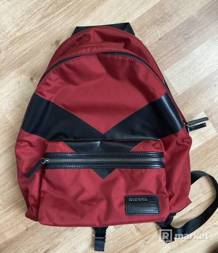 Backpack Diesel unisex