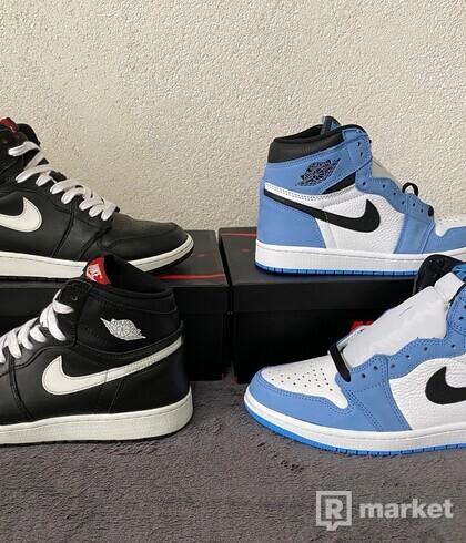 Nike Air Jordan 1 High OG, size 40-40,5