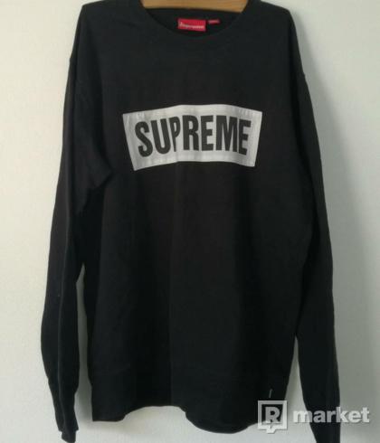 SS14 Supreme sweatshirt