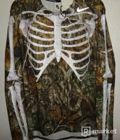 Nike Men's Skeleton Top - Camo