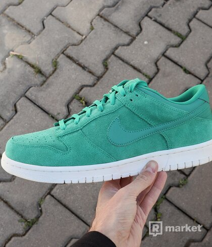 Dunk Low PRM Neptune Green/Reflective US9, US10.5