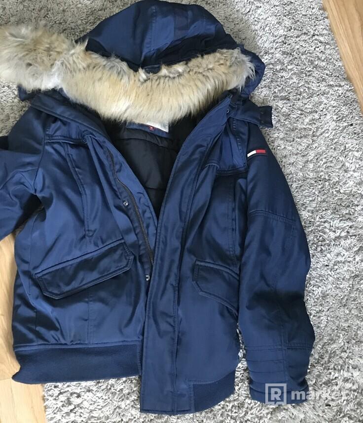 Tommy Hilfiger zimní bunda