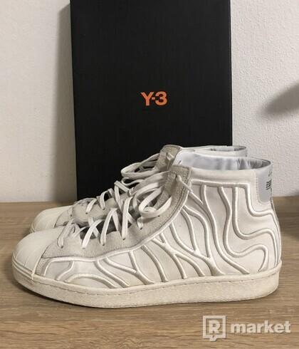 Adidas Y-3 Shisu Super Footwear