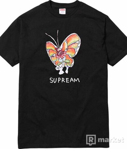 Supreme Gonz Tee (Black)